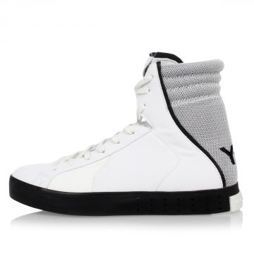 Y-3 Fabric High Sneakers