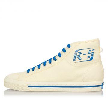 Sneakers Alte RAF SIMONS MATRIX SPIRIT in Tessuto
