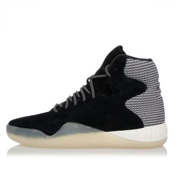 Sneakers TUBULAR INSTINCT in Pelle e Tessuto