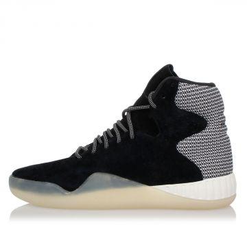 Sneakers TUBULAR INSTINCT in Pelle e Tessuto