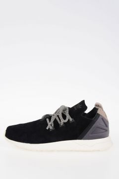Leather Fabric ZX FLUX ADV Sneakers