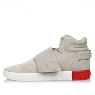Leather TUBULAR INVADER Sneakers
