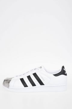 Sneakers SUPERSTAR METAL TOE in Pelle