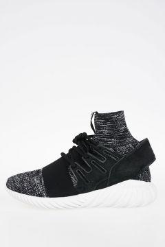 Sneakers TUBULAR DOOM in Pelle e Tessuto