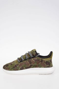 Fabric and Leather TUBULAR SHADOW Sneakers