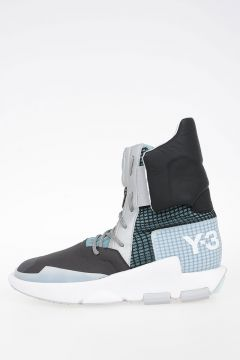 Y-3 ADIDAS Fabric NOCI HIGH Boots
