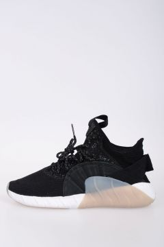 Fabric Leather TUBULAR RISE Sneakers