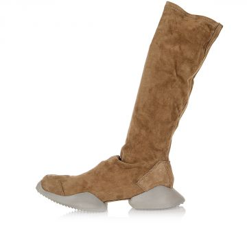 RO RUNNER STRETCH BOOT in Camoscio