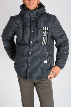 Hooded BEDWIN Down Jacket