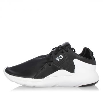 Y-3 QR RUN Sneakers In Tessuto