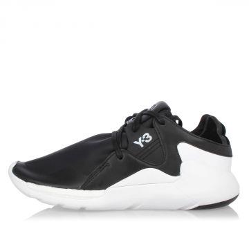 Y-3 QR RUN Sneakers In Tessuto