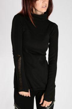 ADIDAS Y-3 Knitted FINE KNIT HOODY Sweatshirt