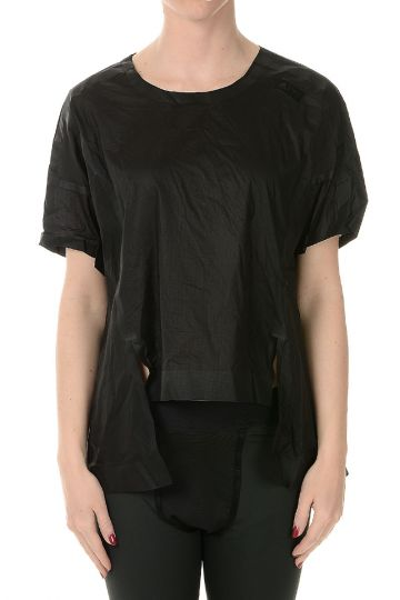 Y-3 Nylon blend T-shirt