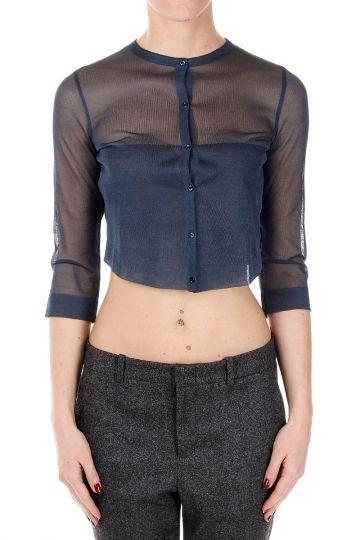 3/4 Sleeves Short Cardigan
