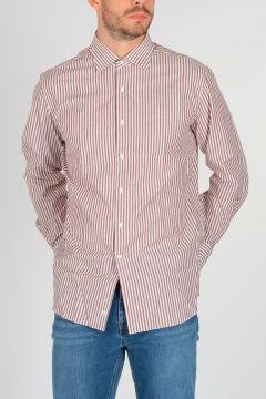 Camicia in Cotone a a Righe
