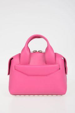 Leather FLAMINGO Hand Bag