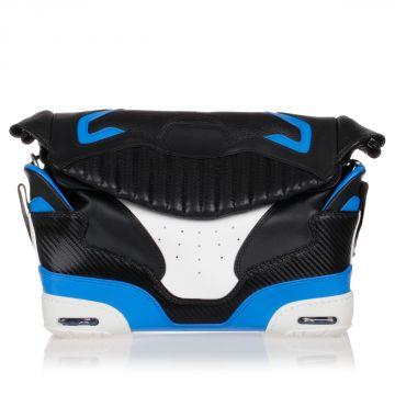 Leather SNEAKERS Shoulder Bag