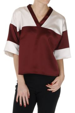 Short sleeve GARNET top