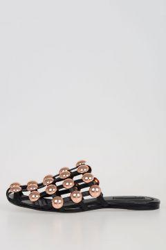 Leather Studded AMELIA Sandals