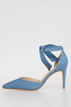 Denim CRISTINA Pumps