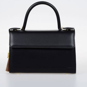 LAPA Leather Handle Bag
