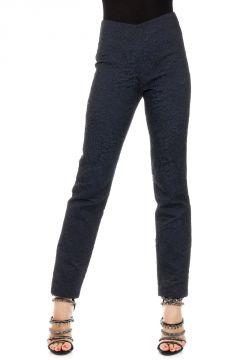 Pantaloni SLIM BROCADE