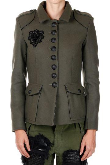 Wool Lined Coat