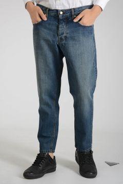 18cm Denim COUPE CAROTTE Jeans