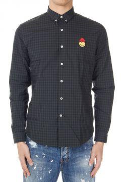 Cotton Checked Shirt