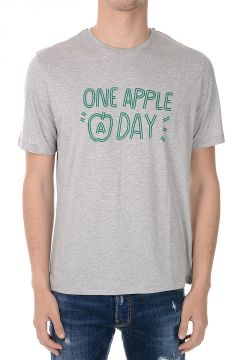 T-shirt ONE APPLE A DAY in Jersey