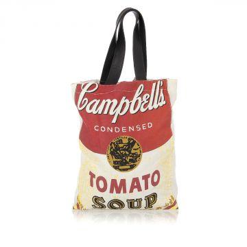 Shopping Bag DENEUVE Stampata