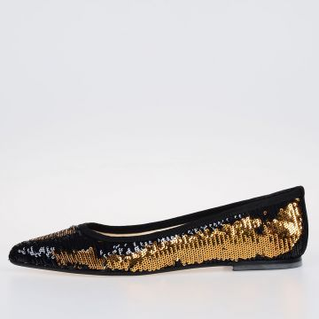Ballet Flat ANNEROSE with Sequins