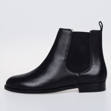 Leather ANNABEATLE Ankle Boots