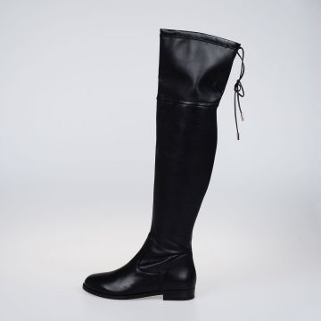 Faux Leather ANNA CUISSARDE Boots