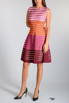 Flared ORTENSIA SKATER  Dress