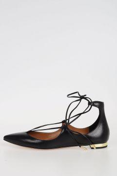 Leather CHRISTY FLAT Ballet Flat