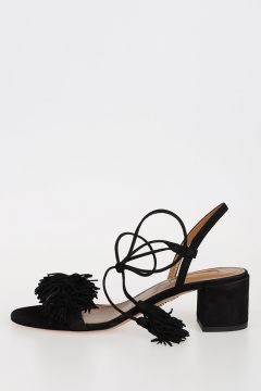 Sandals WILD THING with Suede Details