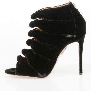 10 cm Velvet NASIBA Sandals