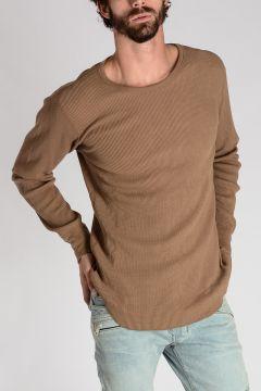 KAZUYUKI KUMAGAI Pullover in Maglia di Cotone