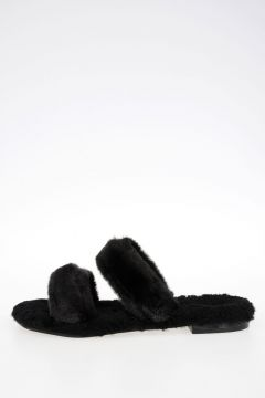 Faux Fur & Shearling VAIL Slippers