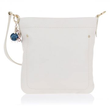 Leather Shoulder MARIS Mini Bag