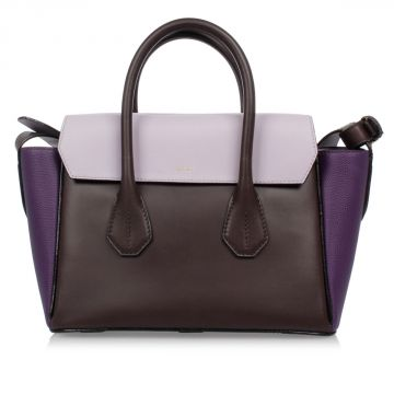 Leather SOMMET FOLD Bag