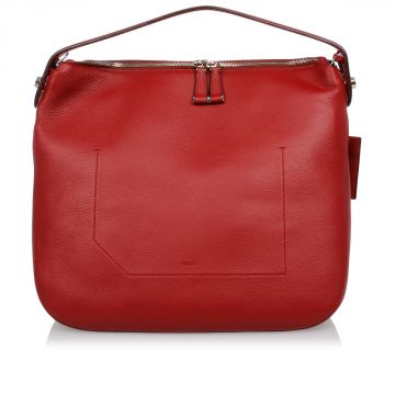 Grained Leather FIONA Bag