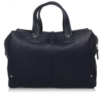 Leather Duffle MADRIA Bag