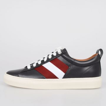Leather HELVIO Low Sneakers