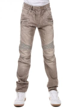 Jeans BIKER in Denim 16 cm