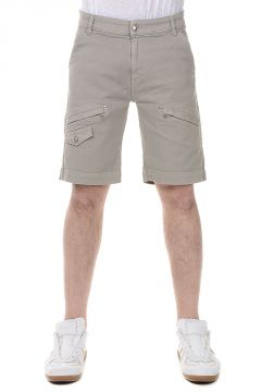 PIERRE BALMAIN Cotton stretch Bermuda