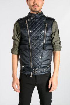 Nylon Sleeveless jacket