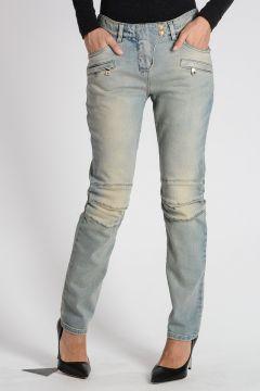 Jeans in Misto Cotone 16cm