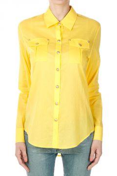 Camicia Maniche Lunghe con Taschini